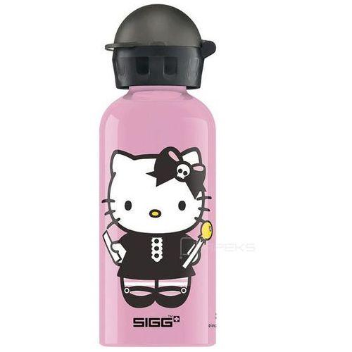 Sigg Kids butelka / bidon 0.4L dla dzieci / Hello Kitty Goth Sweets - Hello Kitty Goth Sweets