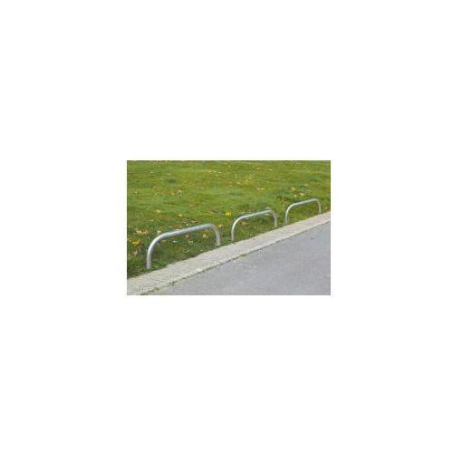 Barierka niska - długość 1500 mm, śr. 60 mm - powierzchnia ocynkowana ogniowo, marki Procity