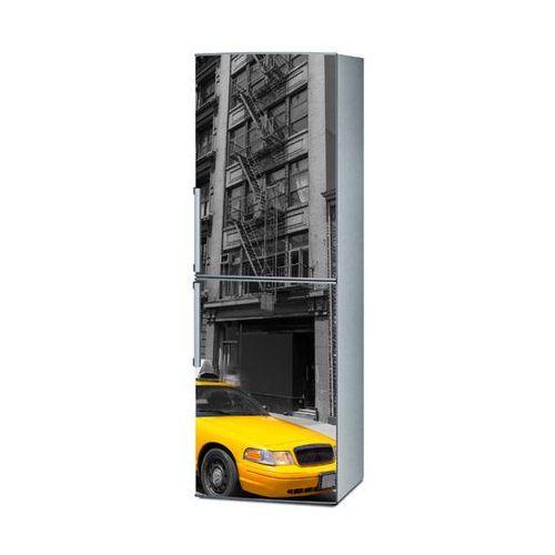 Mata magnetyczna na lodówkę - Ulice Nowego Yorku 4170