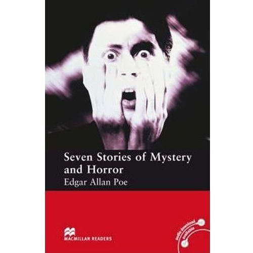 Macmillan Readers Elementary: 7 Stories Of Mystery And Horror Poe, Edgar (9780230037465)