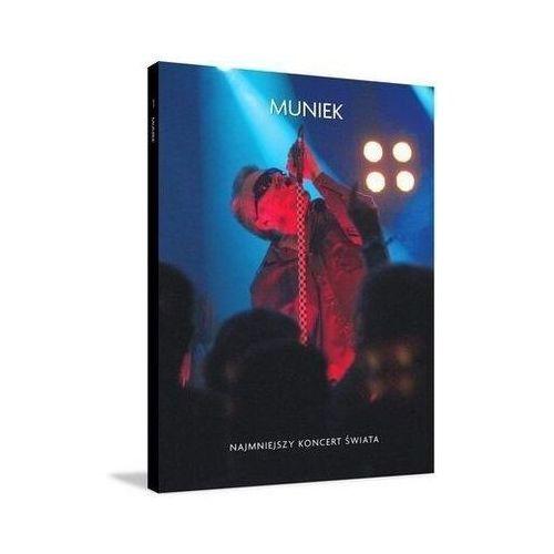 Muniek Najmniejszy Koncert Świata Dvd (Płyta Cd), 978-83-7552-926-5
