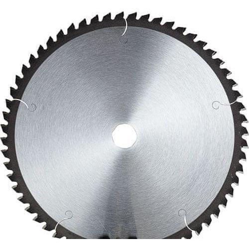 uniwersalna piła tarczowa z możliwością cięcia metalu 255/30/2,2 mm, 48 zębów marki Scheppach