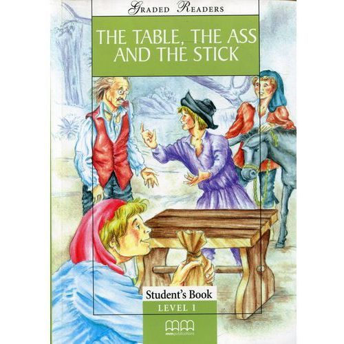 The Table the Ass and the Stick Student's Book + CD, oprawa miękka