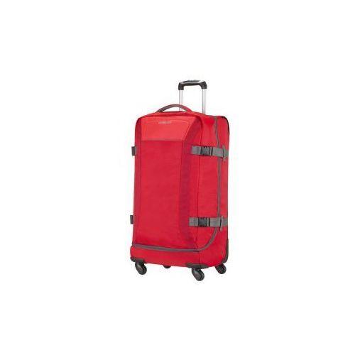 AMERICAN TOURISTER walizka średnia spinner (M) 4 koła z kolekcji ROAD QUEST materiał poliester, 74142 16G 005