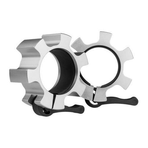Zaciski olimpijskie ZG1500 silver Lock Jaw HMS - srebrny (5907695521993)
