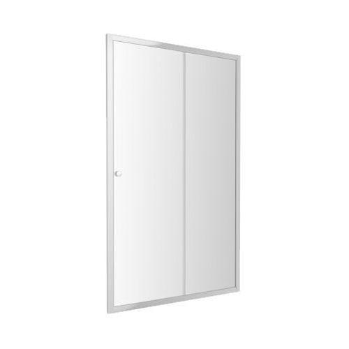 Drzwi prysznicowe, wnękowe bronx s-2050 110 cm marki Omnires