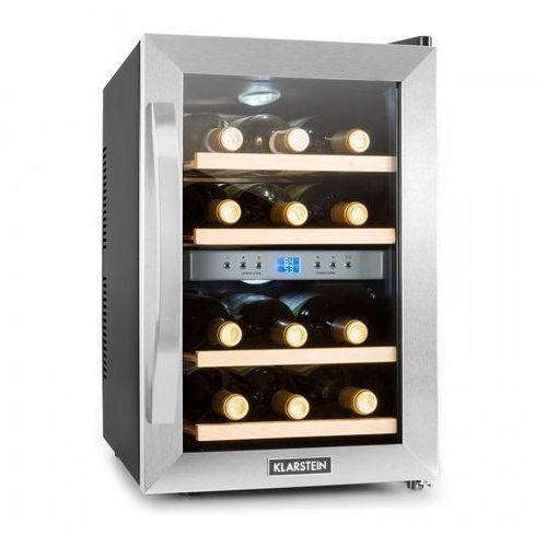 Klarstein reserva lodówka do wina / winiarka (4260359380482)