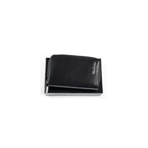 999321ecb0b2b Zasuwany portfel damski skórzany Pierre Cardin 520.7 503 C czarny ...