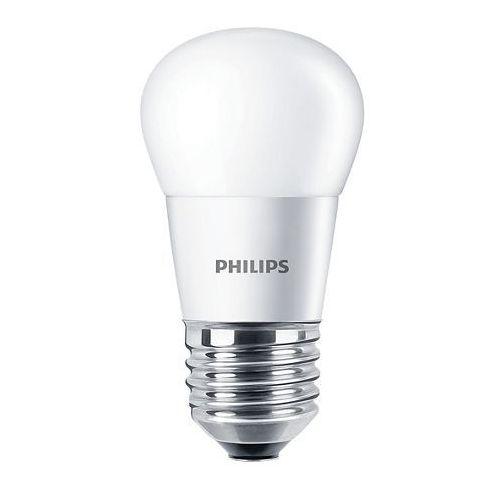 Philips Żarówka led 4w (25w) e27 p48 250lm 2700k