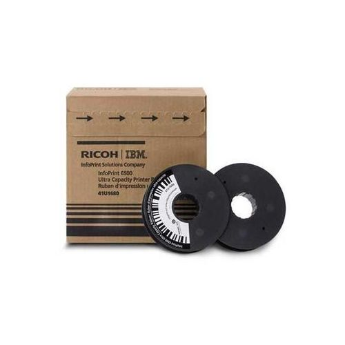 6 x taśma black 41u1-680, 39u2-551 marki Ibm