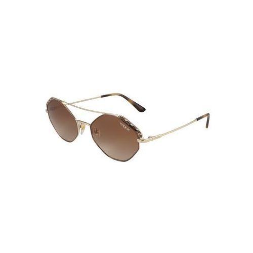 Vogue eyewear okulary przeciwsłoneczne złoty (8056597067478)