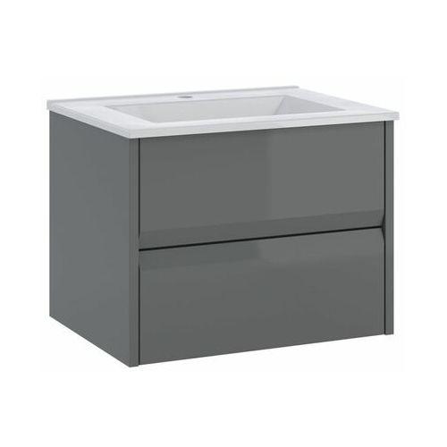 Zestaw szafka z umywalką Paladium 60 Mirano
