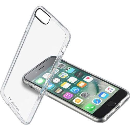 Etui CELLULAR LINE Clear Duo do iPhone 7 Przezroczysty (8018080276620)