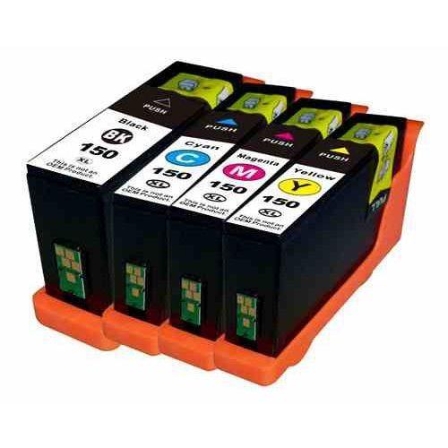 Bbtoner.pl Tusz cartridge multipack lexmark 100xl 14n1068e cmyk pro205/pro705/s305 zamiennik