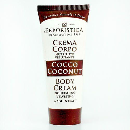 Erboristica Natura krem do ciała kokos 100ml (8002842012250)