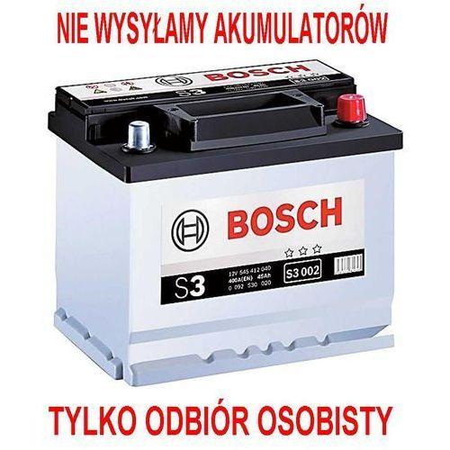 S3 akumulator producenta Bosch [pojemność: 56Ah, prąd: 480A, napięcie: 12V]