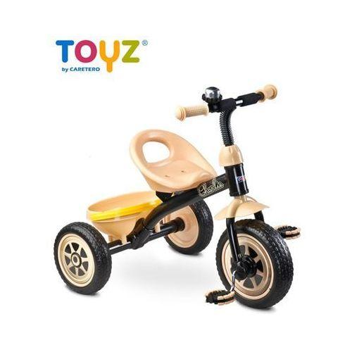 Rowerek trójkołowy Toyz Charlie beige