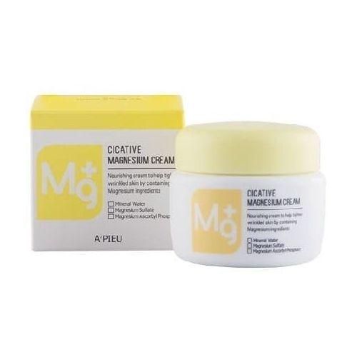 A'PIEU Odżywczy krem na bazie magnezu, Cicative Magnesium Cream 55ml (8809530053171)