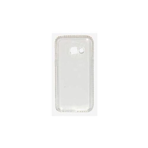 Obudowa dla telefonów komórkowych  diamond frame pro samsung galaxy a3 (2017) (beasagaa32017tpufrwh) biały marki Beeyo