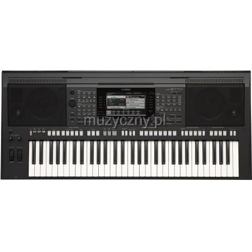 Yamaha PSR S770 keyboard instrument klawiszowy