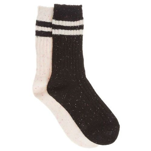 brianna set of 2 pairs of socks czarny beżowy 37-41 marki Pepe jeans