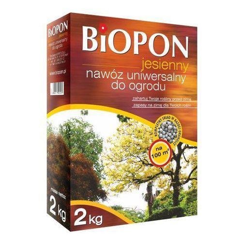 Nawóz jesienny uniwersalny Biopon 2 kg (5904517023239)