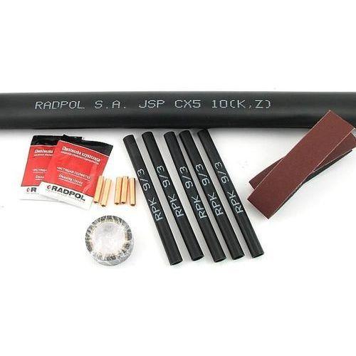 mufa kablowa zestaw naprawczy jsp-cx 5x10 marki Radpol