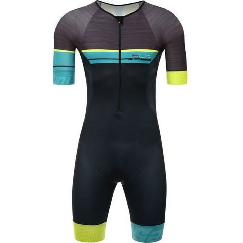 Santini Sleek Plus 777 Mężczyźni żółty/czarny M 2018 Pianki do pływania