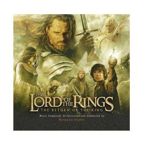 Warner music / warner bros. records Lord of the rings: the return of the king (władca pierścieni: powrót króla) (ost) - różni wykonawcy (płyta cd) (0093624852124)