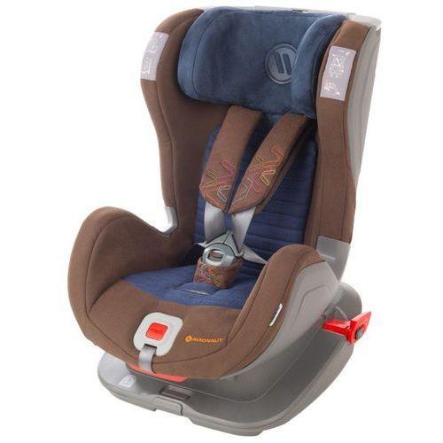 Avionaut fotelik samochodowy glider softy fit (9-25kg) – brązowo-niebieski (5907603466187)