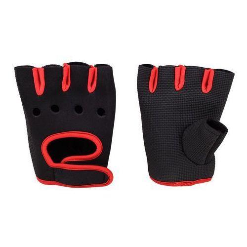 Hop-sport Rękawiczki treningowe z neoprenu - (5906190232595)