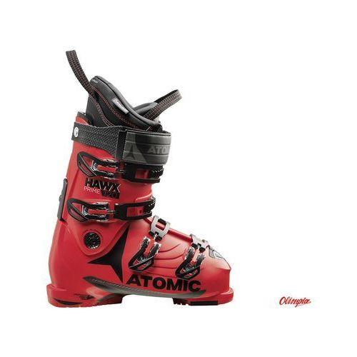 Buty narciarskie Atomic Hawx Prime 120 Red/Black 2017/2018