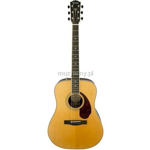 Fender pm-1 deluxe dreadnought nat gitara akustyczna