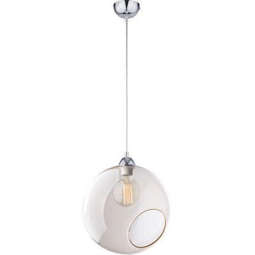 Tk lighting Żyrandol na drutu pobo 1xe27/60w/230v beżowy
