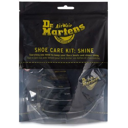 Zestaw do czyszczenia DR. MARTENS - Shoe Care Kit: Shine 774000