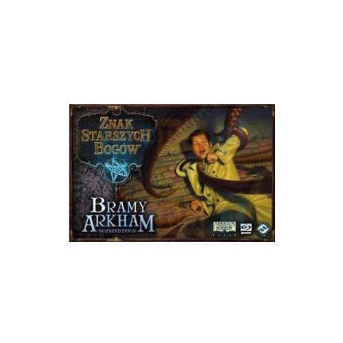 OKAZJA - Galakta Znak starszych bogów: bramy arkham. dodatek do gry planszowej
