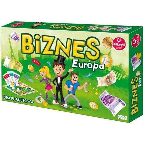 GRA Biznes Europa gra planszowa