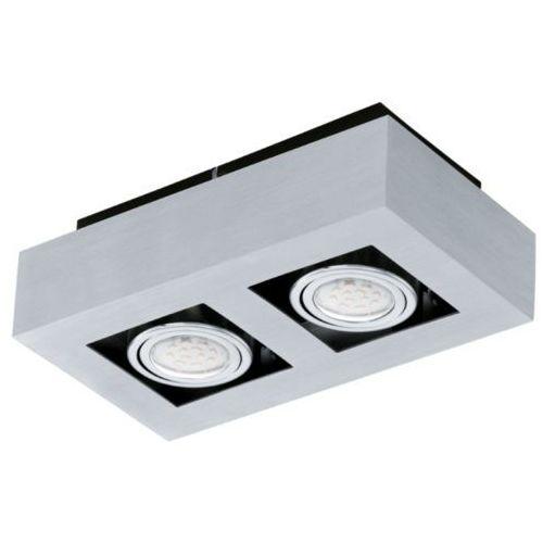 Lampa sufitowa loke 1 2x5w promocja, 91353 marki Eglo