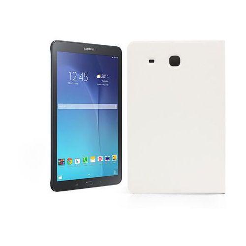 Samsung Galaxy Tab E 9.6 (T560) - etui na tablet Flex Book - biały