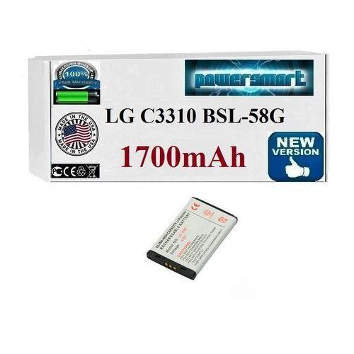 BATERIA BSL-58G LG C3310 C3320 CU320 C3300 T5100