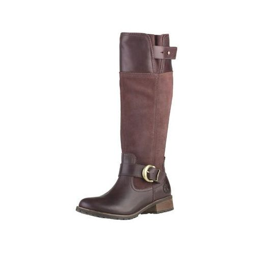bethel buckle tall burgundy boots 20667b marki Timberland
