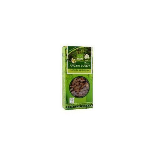 Sosna pączki herbatka ekologiczna 50gr z kategorii Ziołowa herbata