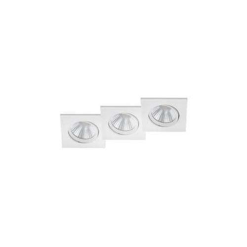 Trio pamir 650410331 oczko komplet 3 sztuki ip23 3x5,5w led 3000k biały mat (4017807376685)