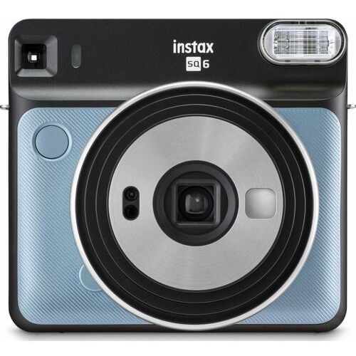 Fujifilm instax square sq6, aqua blue (4547410394054)