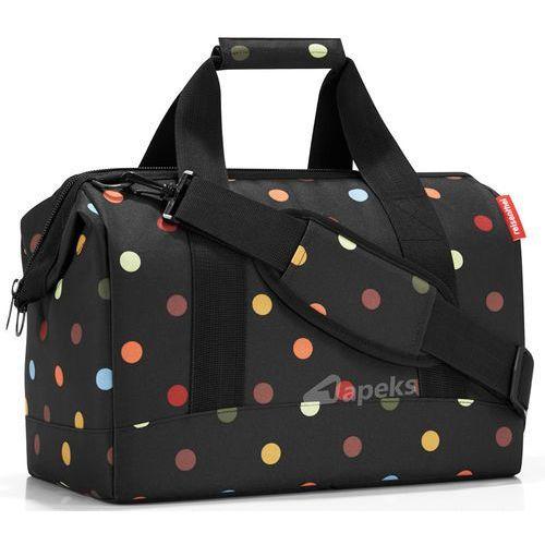allrounder m torba podróżna weekendowa / rms7009 - dots marki Reisenthel