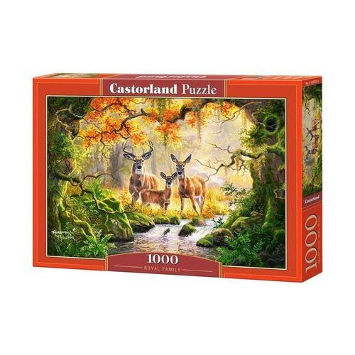 Castorland Puzzle 1000 el.:royal family/ c-104253 (5904438104253)