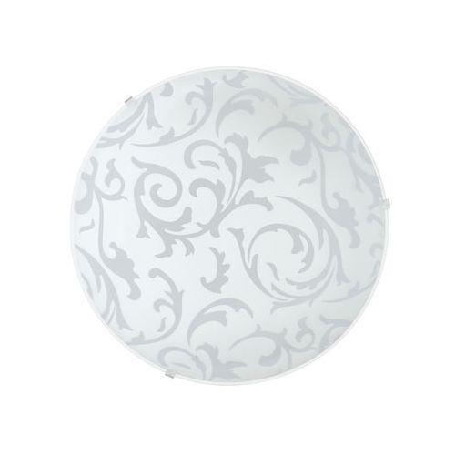 Eglo Plafon scalea 1 90043 lampa sufitowa ścienna oprawa 1x60w e27 biały