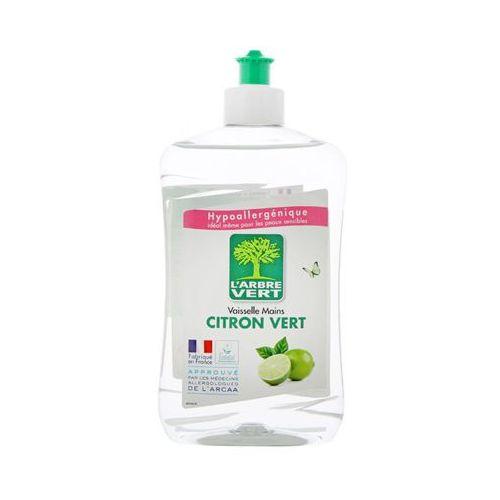 L'ARBRE VERT 500ml Citron Vert Hipoalergiczny płyn do mycia naczyń
