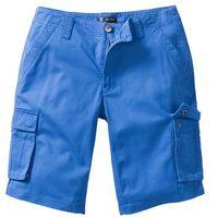 Bonprix Bermudy bojówki loose fit lodowy niebieski