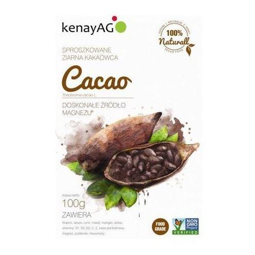 Kenay ag Cacao - sproszkowane ziarno 100g